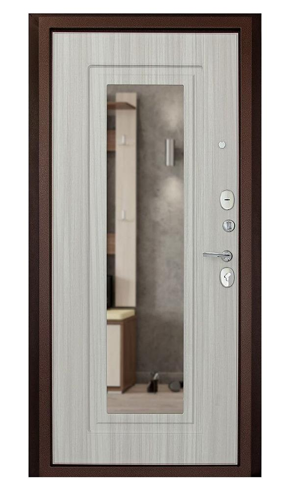 Дверь ДМ 3 с зеркалом