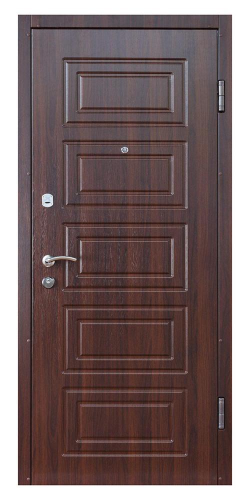 дверь М2 темный орех