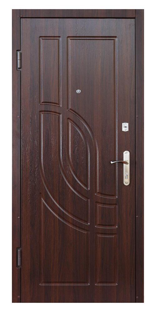 дверь М4 темный орех