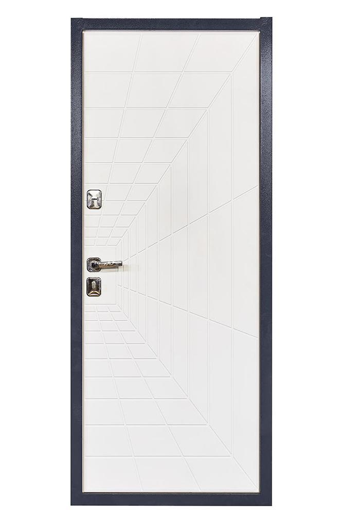 Дверь Матрикс изнутри