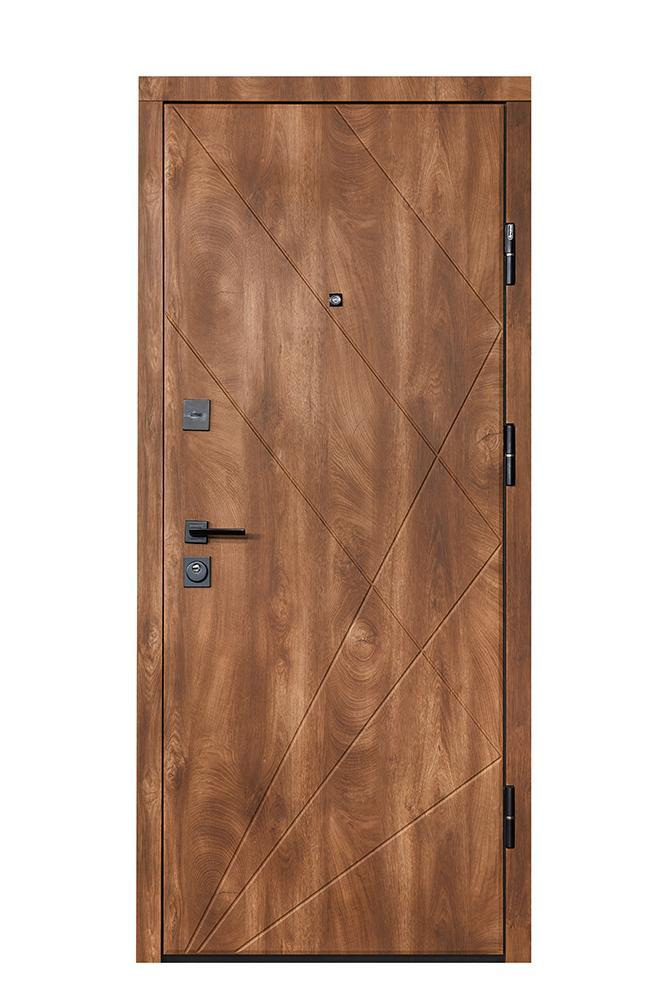 входная дверь под дерево blackwood